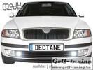 Skoda Octavia 1Z Дневные ходовые огни Dectane Modulite