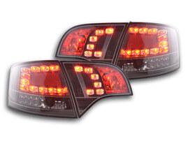 Audi A4 Универсал Typ 8E 04-08 Фонари светодиодные тонированные