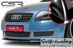 Audi TT 8N 98-06 Накладка на передний бампер глянцевая