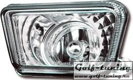 VW Golf 2, VW Jetta 2 Противотуманные фары хром