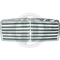 Mercedes W201 82-93 Решетка радиатора хром