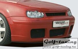 VW Golf 4 Передний бампер RS-Four-Look