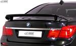 BMW 7er F01/F02 08-15 Спойлер на крышку багажника