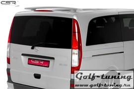Mercedes Benz Viano/Vito 03-14 Спойлер на крышку багажника