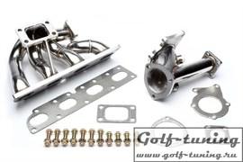 Opel Astra F/Calibra/Vectra A Выпускной коллектор для двигателей C20XE с фланцем T25