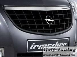 Opel Insignia Решетка радиатора с хром полосой