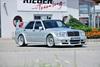 Mercedes 190/W201 Седан Накладки на пороги широкие
