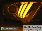 Ford Mustang 5 10-13 Фары Tube light хром