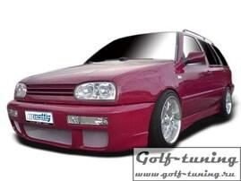 VW Golf 3 Бампер передний RS 4 New look