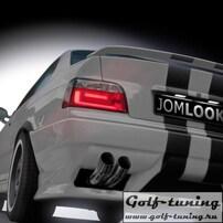 BMW E36 Купе Фонари светодиодные, красно-белые LightBar Design