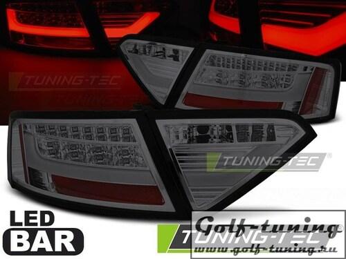 Audi A5 07-11 Купе Фонари светодиодные, тонированные led bar design