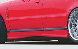 Audi A4 B5 95-01 Накладки на пороги