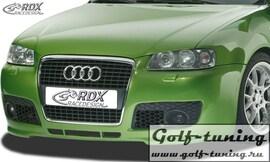 "Audi A3 8L Ресница для бампера ""SingleFrame"""