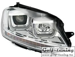 VW Golf 7 12-17 Фары R-Look хром