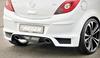 Opel Corsa D GSI/OPC Turbo Глушитель rieger