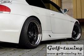 BMW  E63/E64  03-10 Накладки на пороги MR 600 GT -Schmal-