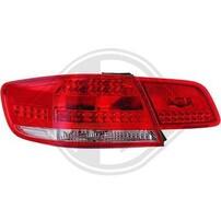 BMW E92 05-09 Фонари светодиодные, красно-белые