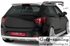 Seat Ibiza 6J 08-12 Накладка на задний бампер O-Line design