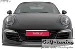 Porsche 911/991 GTS /Aerokit 10-13 Накладка на передний бампер