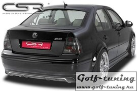 VW Bora Накладка на задний бампер O-Line design
