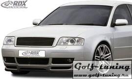 Audi A6 4B C5 01-04 Спойлер переднего бампера