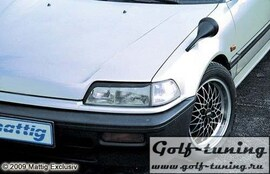 Honda Civic 87-91 Ресницы на фары