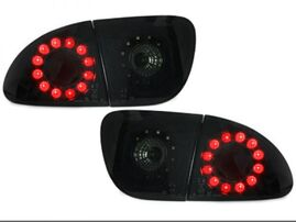 Seat Leon 1M 99-05 Фонари светодиодные, черно-тонированные