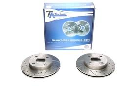 Nissan Micra II 98-03 Комплект спортивных тормозных дисков