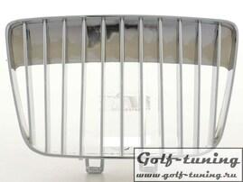 Seat Ibiza 6K 99-02 Решетка радиатора без значка хром