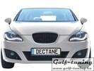 Seat Leon 1P 09- Фары Devil eyes, Dayline черные
