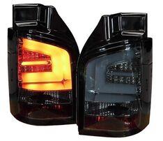 VW T5 03-09 Фонари тонированные Lightbar design