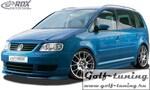 VW Touran 1T 03-10 Накладки на пороги GT-Race