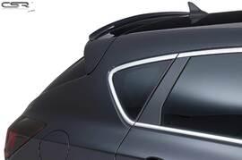 Opel Astra J 09-15 Lip спойлер на крышку багажника