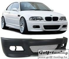 BMW E46 Купе/Кабрио 99-03 Передний бампер M3 Look