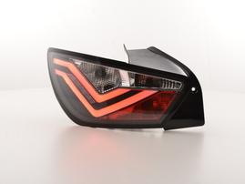 Seat Ibiza 6J 3-дв. 08-17 Фонари светодиодные тонированные