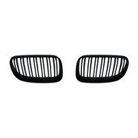 BMW 3er E92 2010-2013 Решетки радиатора (ноздри) глянцевые