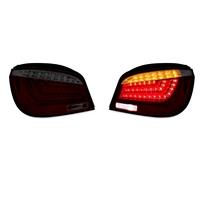 BMW E60 03-07 Фонари светодиодные, тонированные Lightbar design