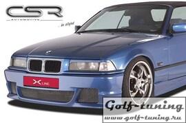 BMW E36 90-00 Бампер передний X-Line design