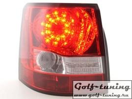Range Rover Sport 06-10 Фонари светодиодные, красно-белые