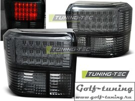 VW T4 90-03 Фонари светодиодные, тонированные