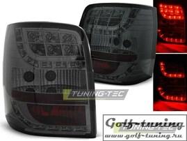 VW Passat B5+ 00-04 Универсал Фонари светодиодные, тонированные