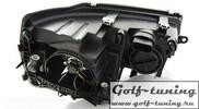 VW T5 GP 09-15 Фары Xenon Look черные