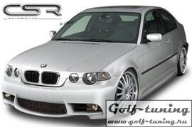 BMW 3er E46 Compact 98-07 Бампер передний