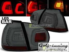 VW Golf 5 Фонари светодиодные, тонированные Lightbar