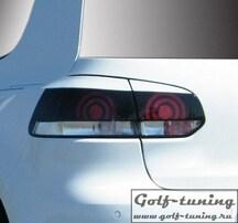 VW Golf 6 Накладки на фонари