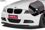 BMW 3er E90 LCI/E91 LCI 08-12 Накладка на передний бампер глянцевая