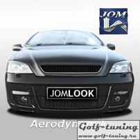 Opel Astra G Передний бампер OPC Look