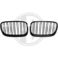 BMW X5/X6 07-13 Решетки радиатора глянцевые (ноздри) в стиле М