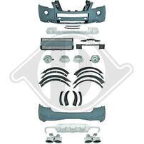 Mercedes W164 08-11 Комплект обвеса в стиле AMG63