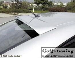 Opel Astra G Купе Спойлер на крышку багажника